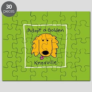 framed logo Puzzle