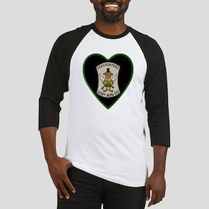 219th-RAC-Heart-neckless Baseball Jersey