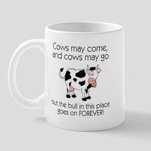 Lots of Bull Mug