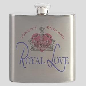 Royal Love 2 Flask