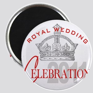 Royal Wedding Celebration 1 Magnet