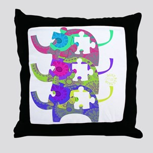 autistic_28 Throw Pillow