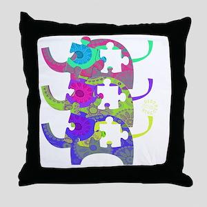 autistic_28 Throw Pillow