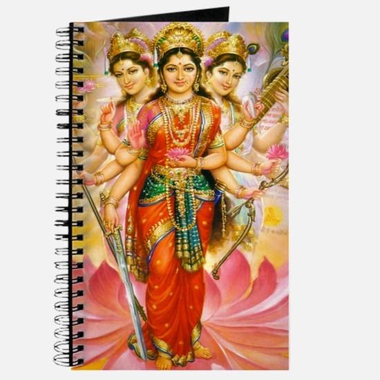 Tridevi_Hindu_Three_Goddesses_Stadium_Blan Journal