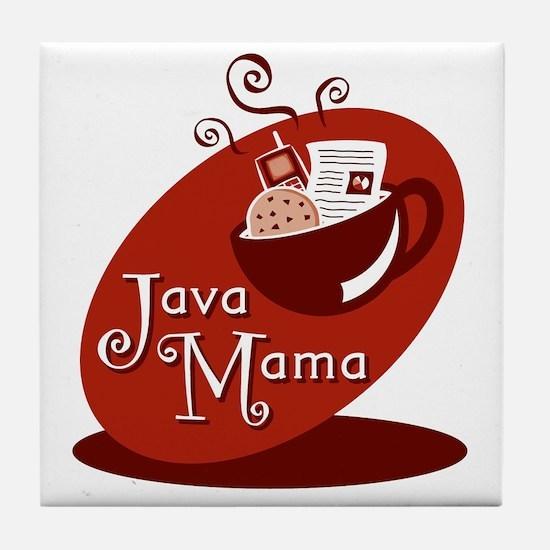 JavaMama_logo_hirezhat.gif Tile Coaster