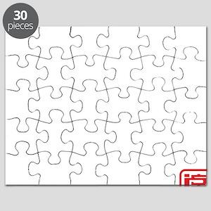 strength kanji asian japanese chinese calli Puzzle