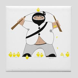 Ninja_Joe_PEEPS Tile Coaster