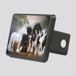 Stallions Rectangular Hitch Cover