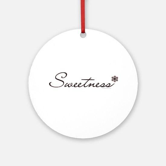 DOOL - Sweetness Ornament (Round)