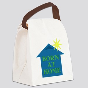 Born_Home_11 Canvas Lunch Bag