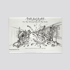 Pals_14x10_Large Print Rectangle Magnet