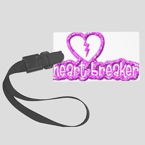 heartbreaker Large Luggage Tag