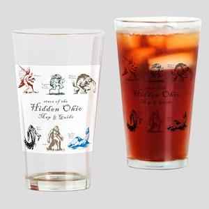 StarsOfHiddenOhio Drinking Glass