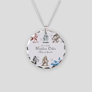 StarsOfHiddenOhio Necklace Circle Charm