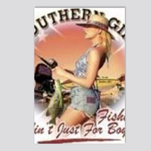 Southern Gril Postcards (Package of 8)