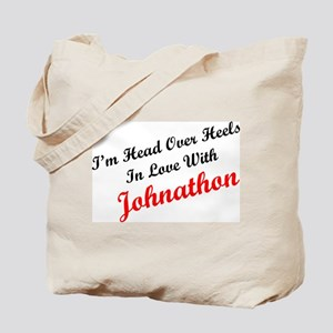 In Love with Johnathon Tote Bag