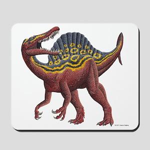 Spinosaurus aegypticus Mousepad