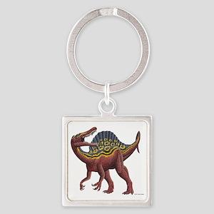 Spinosaurus aegypticus Square Keychain