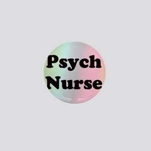 Front Page Psych Mini Button
