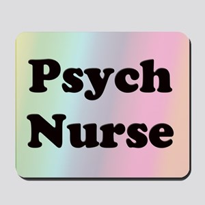 Front Page Psych Mousepad