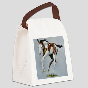 Spring Fever Canvas Lunch Bag