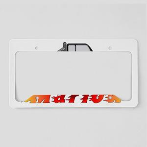 marlow License Plate Holder