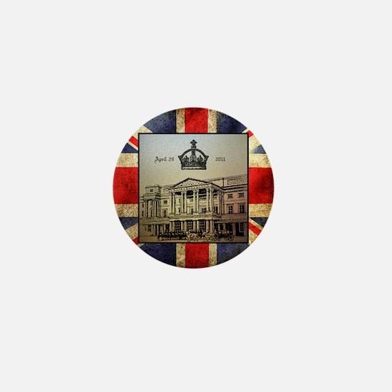 GB_UJ_BU_Crown_mousepad Mini Button