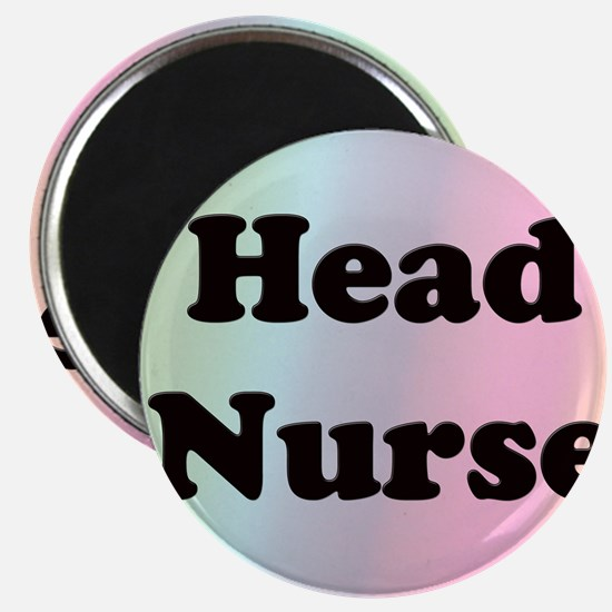 Front Page head nurse Magnet
