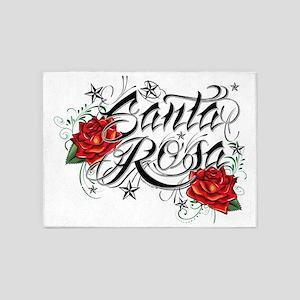 Santa Rosa 5'x7'Area Rug