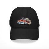 1950 mercury Baseball Cap with Patch