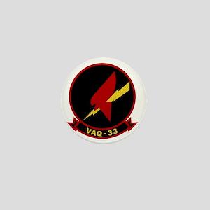 VAQ-33 Firebirds Mini Button
