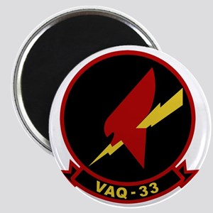 VAQ-33 Firebirds Magnet