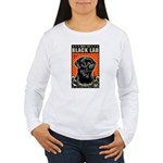 Obey the Black Lab! Women's Long Sleeve T