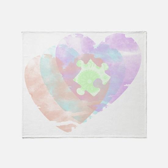 puzzle_piece Throw Blanket