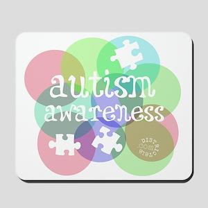 autistic_37 Mousepad