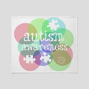 autistic_37 Throw Blanket