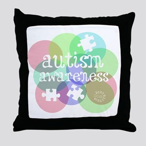 autistic_37 Throw Pillow