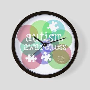 autistic_37 Wall Clock