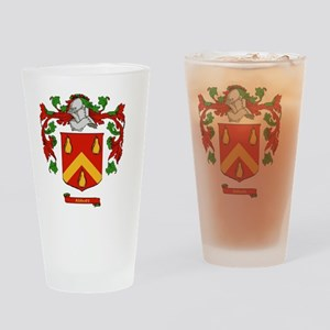 Framed Print (Large) Drinking Glass