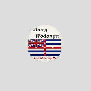 Albury-Wodonga-RedMurray Mini Button