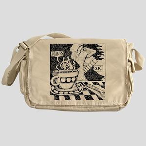 coffeeSpeaks_final Messenger Bag