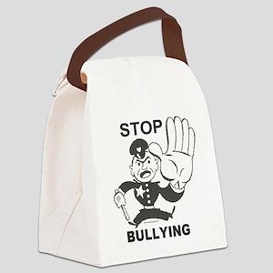 BIG COP Canvas Lunch Bag