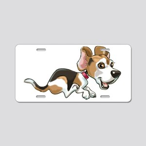 AFRAMEdog Aluminum License Plate