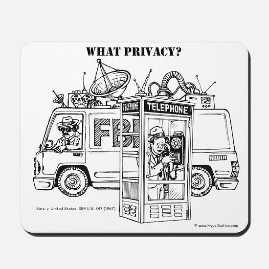 Privacy_10x8.49 Mousepad