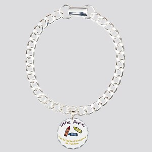 Brightest In The Box Charm Bracelet, One Charm