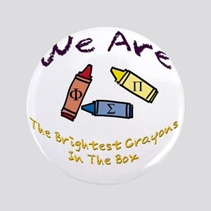 """Brightest In The Box 3.5"""" Button"""