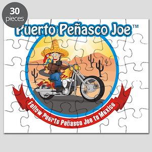 Biking in Mexico Puzzle