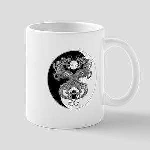 Yin Yang Dragons 1 Mug