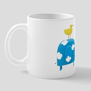 blueskyelephant+bwat Mug