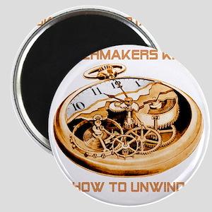 Watchmaker Magnet